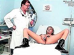 Porno: Figa, Ginecòleg, Doctora, Arrissades