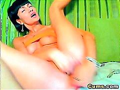 Porno: Orgasm, Webcam, Beib, Masturbeerimine