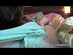 Porno: Miegs, Tīņi