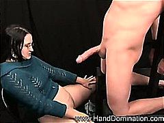 Porno: Rokas Masturbācija, Dominēšana, Masturbācija, Orālais Sekss