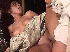 ポルノ: ビンテージ, アナル, フェラチオ, おっぱい
