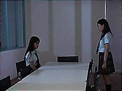 Porno: Lesbi, Aasia