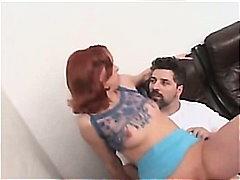 جنس: مهبل, كساس واسعة, قضيب كبير, إمناء على الوجه