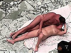 Porno: Strand, Amatør