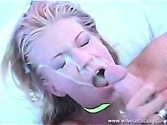 جنس: إمناء, القذف, أفلام مجمعة, إمناء على الوجه