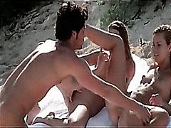 פורנו: בוקרות, פוסי, בחוץ, חוף