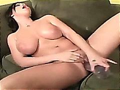 Porno: Pornohvězdy, Brunetky, Svádění, Velký Prsa