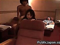 Porno: Jaapani, Piiluja, Modell, Suhuvõtmine