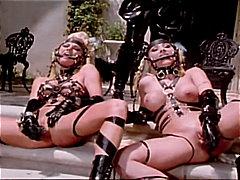Porno: Masturbasya, Fetiş, Hökmran, Lezbi