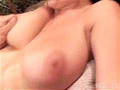 Porno: Näkku Purskamine, Sukad, Paar, Suured Rinnad