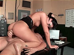Porn: Latinka, Fafanje, V Uniformi, Par