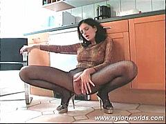 جنس: نكاح اليد, نجوم الجنس, جوارب طويلة