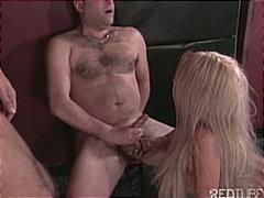 Porr: Strap-On-Dildo, Brunett, Blond, Onani