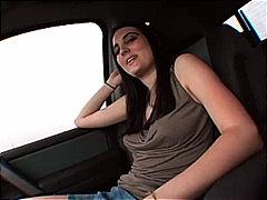 Porn: Avtomobil, Najstnica, Masturbacija