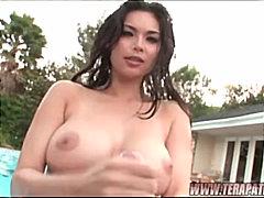 Porno: Bazény, Velký Prsa, Pornohvězdy, Páry