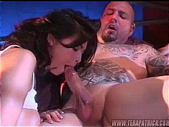 Porn: Pornozvezde, Fafanje, Par, Rjavolaska