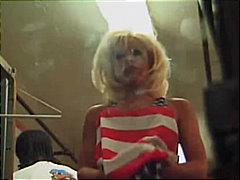 Porn: Temnopolti, Fafanje, Blondinka, Rjavolaska