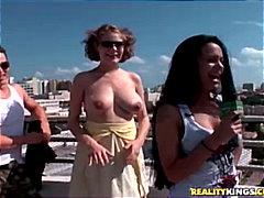 Porno: Qrup, Draçitləmək, Çöldə, Masturbasya