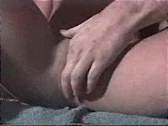 Porn: Majhni Joški, Masturbacija, Poljub, Par