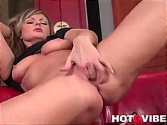 Bold: Orgasm, Blonde, Laruan, Vibrator
