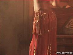 პორნო: ლამაზი, გოგონა, გაშიშვლება, ცეკვა