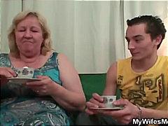 Porn: Milf, Starejše Ženske, Resničnost, Par