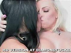 Porno: Pornoyje, Lezbiket, Dildo, Lingerie