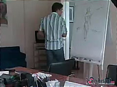 Porno: Rubia, Leche En La Cara , Amateur, Pompis