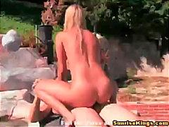 Porno: Pāri, Baseinā, Orālais Sekss, Dabā