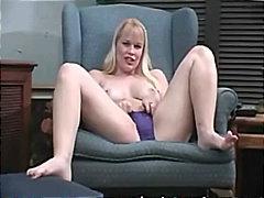 Porno: Masturbeerimine, Sõrmega, Soolo, Lähivõte