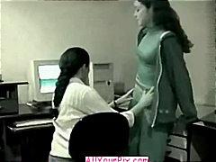 Porno: Kodus, Õrn Seks, Lesbi, Paar
