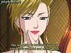 جنس: القذف, سحاقيات, كرتون, كرتون يابانى