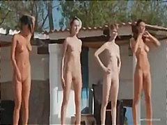 Porno: Rus, Sataşmaq, Striptiz, Masturbasya