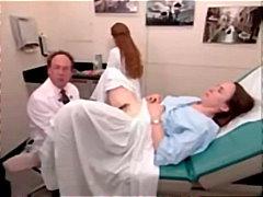 Porn: Kosmata Muca, Ginekolog, Spekulum, Fetiš