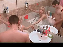 جنس: جدائل, أوروبى, شقراوات, نكاح اليد