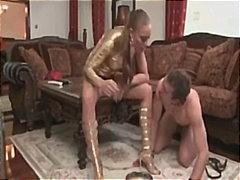 Porno: Otroci, Fetiš, Výprask, Mučení Mužů