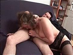 Porno: Alt Paltarı, Yaşlı, Yaşlı, Qoca Nənə