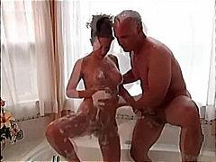 Porno: Wytrysk, Atrakcyjne Starsze Kobiety, Dupy, Dojrzałe