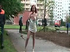 Pornići: Tinejdžeri, Javno, Model, Riđokosa