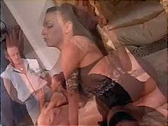 جنس: جنس رباعى, أثداء طبيعية, شقراوات, نيك جامد