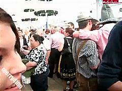ポルノ: 公衆, ドイツ人, フェラチオ, ハメ撮り