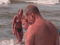 პორნო: გარეთ, კოლექცია, პლაჟი, დამალული