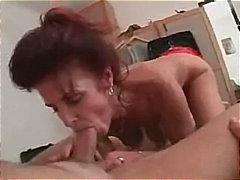 Porno: Głebokie Gardło, Atrakcyjne Starsze Kobiety, Trójka, Kąpiel