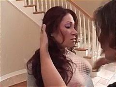 جنس: السمراوات, إمناء على الوجه, حلقات
