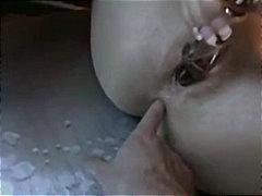 Porno: Masturbeerimine, Mänguasi, Kodus, Sõrmega