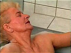Porr: Hårig, Blöt, Finger, Blond