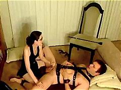 Porn: Par, Dekle Drka Tiča, Draženje, Fetiš