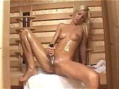 ポルノ: ディルド, 女性オナニー, フレッシュギャル, 貧乳