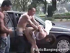 Porno: Hardcore, Plonos, Grupinis, V+V+M
