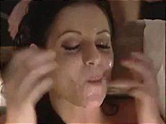 Porno: Bukkake, Naturlige Bryster, Pupper, Rumpe